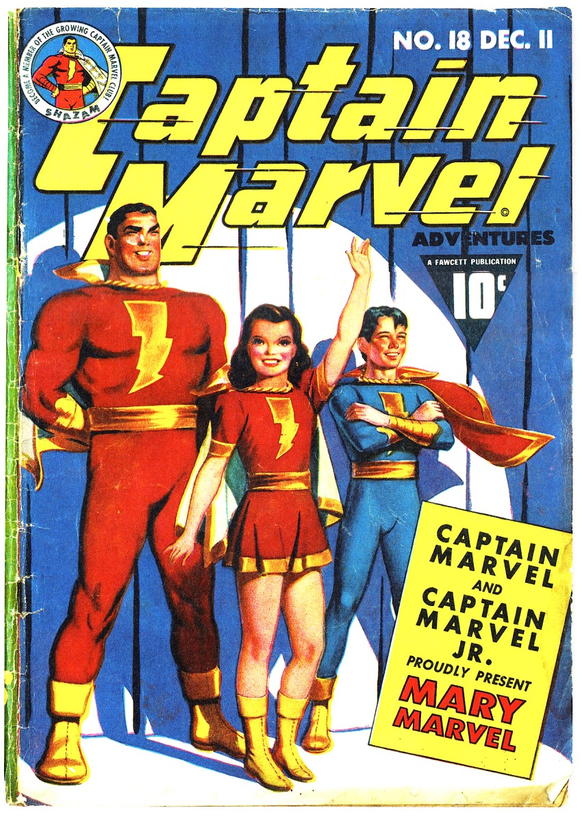 Today in Comic Book History, December 11, 1942: Captain Marvel Adventures #18