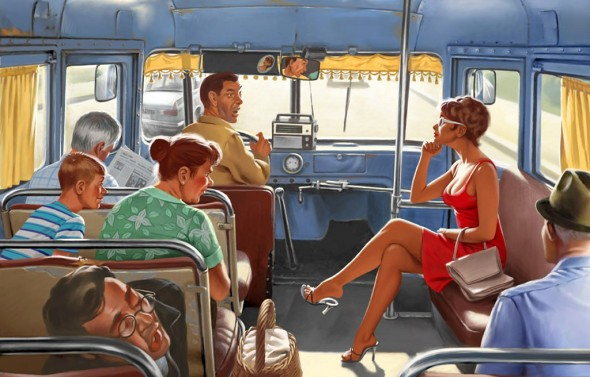 illo-bus-ride-pretty-girl