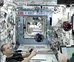 The ISS Floating Tour, in addition to being an amazing experience for high-end devices such as the upcoming retail Oculus Rift and PlayStation headsets, also will be viewable on high-resolution smartphones and tablets.