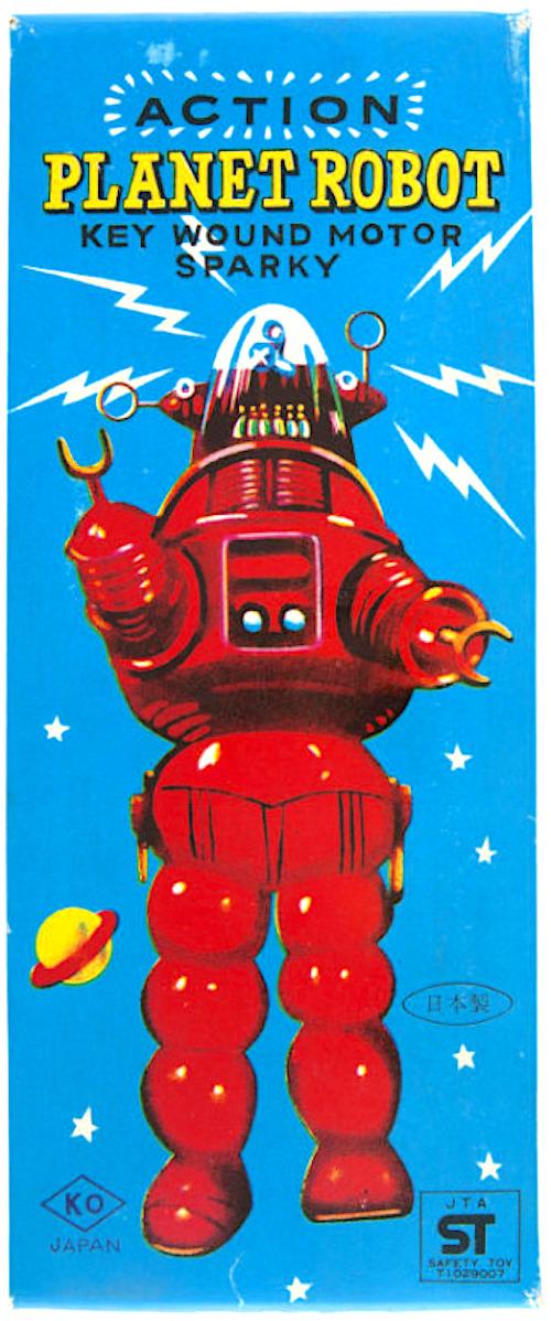 planet-robot