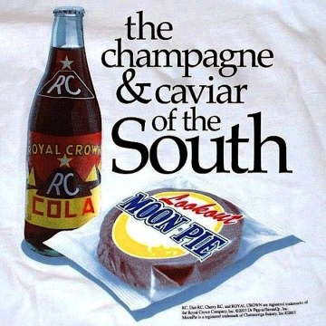 Image result for moonpie and rc cola""