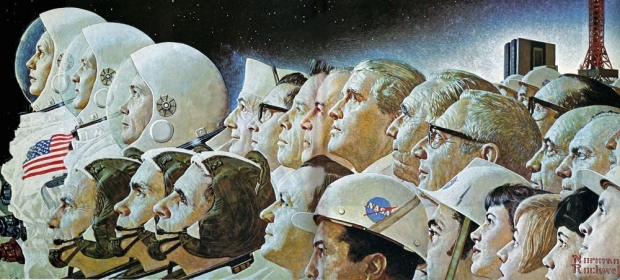 norman-rockwell-nasa-apollo-program-lunar