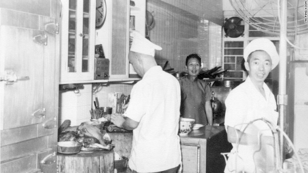 A flashback to the early days at Tai Ping Koon Restaurant. Often overlooked but essential to the Hong Kong culinary experience is Soy Sauce Western cuisine -- immortalized in Wong Kar-wai's famous film