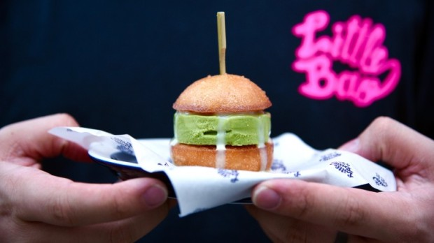 Little Bao gets creative with traditional Chinese sandwiches.