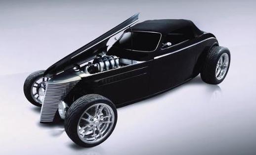 1934 Speedstar Nissan 0