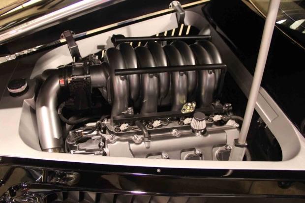 1934 Speedstar Nissan 2