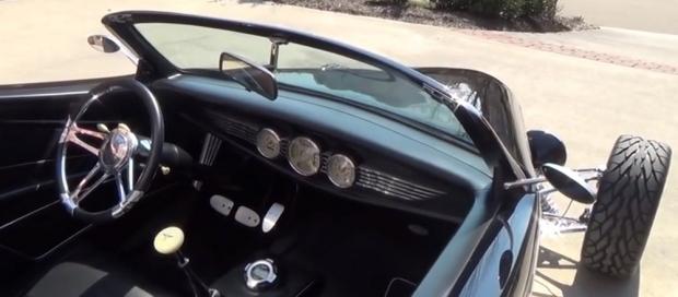 1934 Speedstar Nissan 5