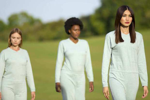 Gemma Chan as Mia. Photo: Nick Wall/Kudos/CH4/AMC