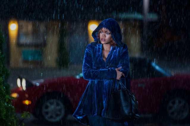 Rihanna as Marion Crane. Photo: Cate Cameron/A&E Networks LLC