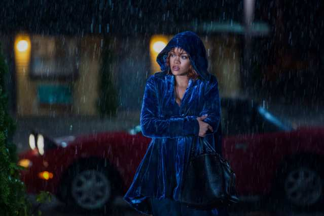 Rihanna as Marion Crane. Photo: Cate Cameron/A&E Networks LLC