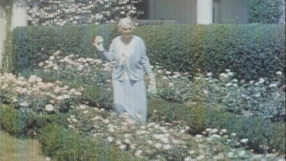 Lou Henry Hoover, wife of Herbert Hoover, enjoyed walking through the White House gardens. (Photo: Courtesy the Herbert Hoover Presidential Library and Museum)