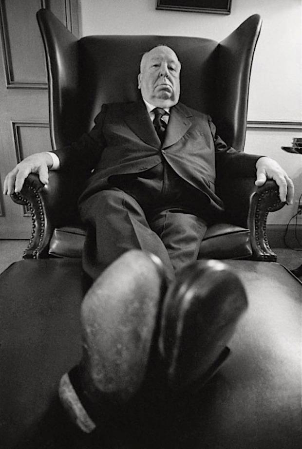 Ara Güler ~ Alfred Hitchcock, 1974.jpg
