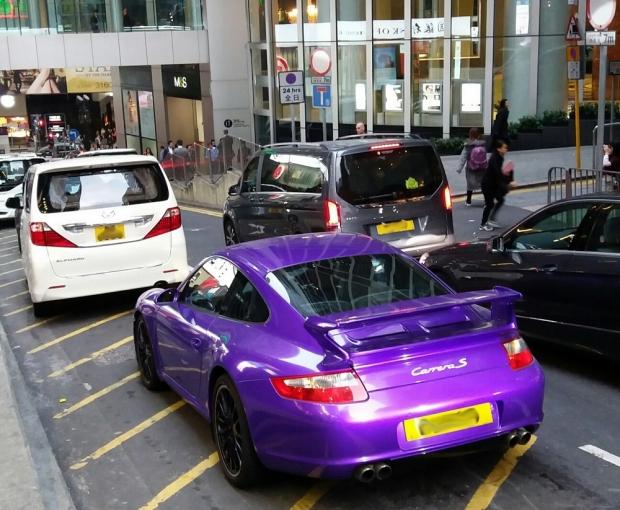 hong-kong-purple-porsche