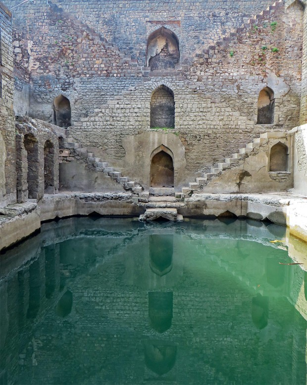 Ujala Baoli Mandu. Madhya Pradesh. Late 15th/early 16th century.