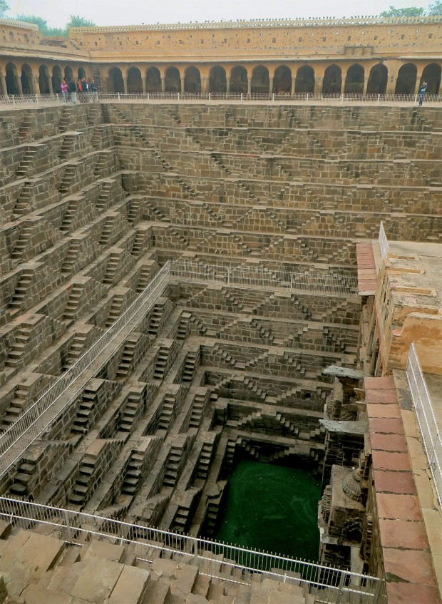 Chand Baori. Abhaneri, Rajasthan. c. 800 ce/18th Century.