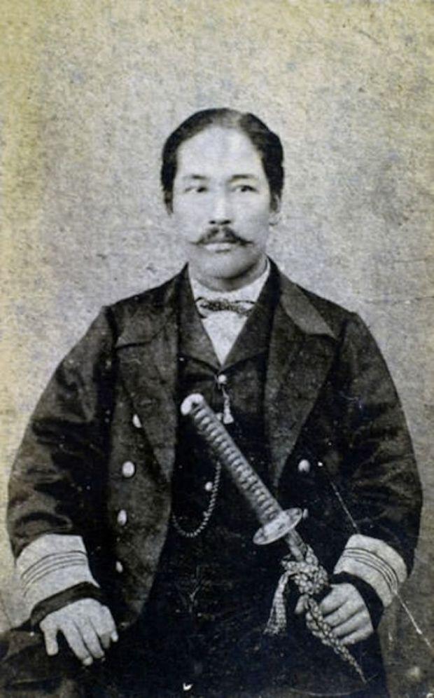 Enomoto Takeaki