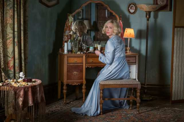 Vera Farmiga as Norma Bates. Photo: Cate Cameron/A&E Networks LLC