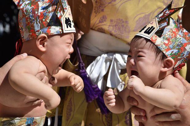 Photographer: Kazuhiro Nogi/AFP/Getty Images