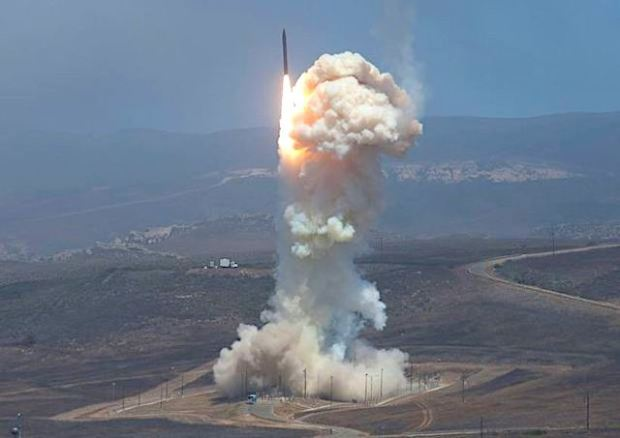 ICBM-intercept