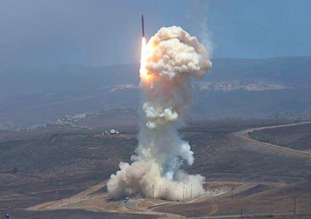 ICBM-intercept