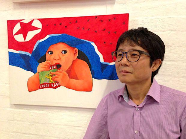 nkorean-artis
