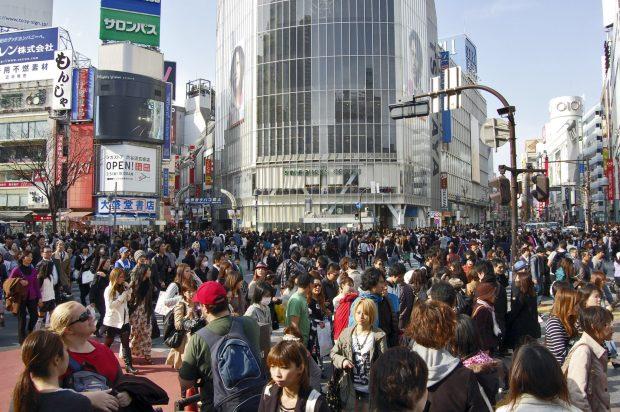 Tokyo-scramble