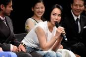 Streaming helps: Naomi Kawase attends the Short Shorts Film Festival and Asia in Tokyo on June 1. | AFP-JIJI