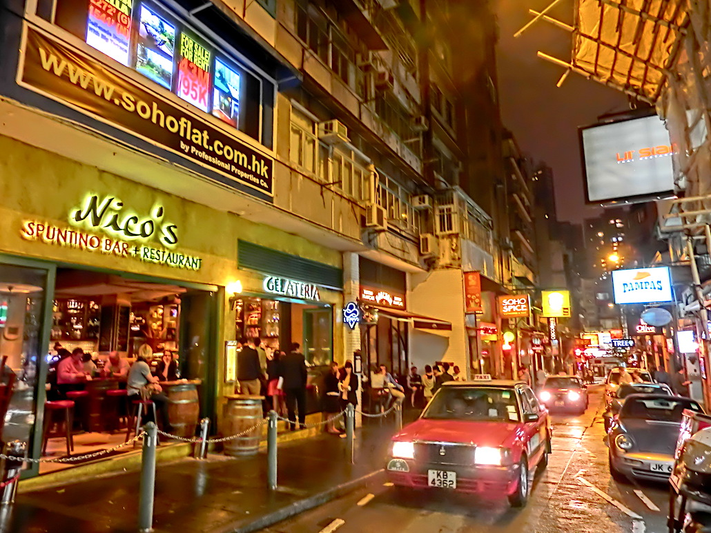 HK_Central_Soho_night_Elgin_Street.JPG