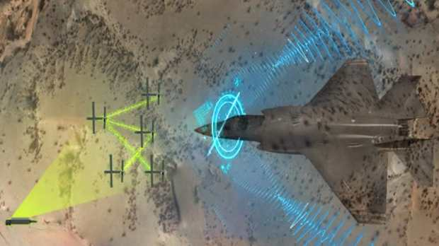 Raytheon will showcase disruptive technologies that are changing warfare at the 2017 Paris Air Show (Credit: Raytheon)