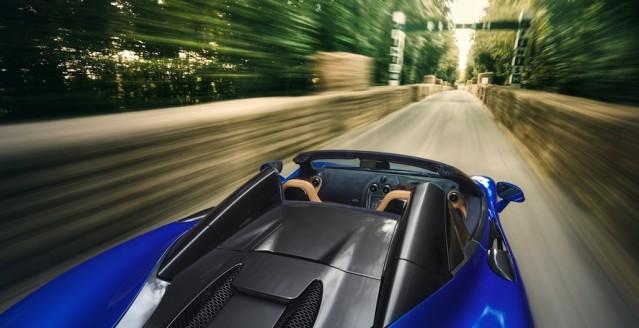 McLaren's 720S Spider