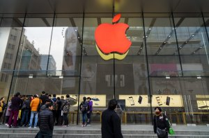 Apple will build its first Chinese data center in the southern province of Guizhou.Photo: Wang Gang/Zuma Press