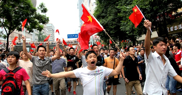 CHINA-JAPAN-DIPLOMACY-DISPUTE-PROTESTS