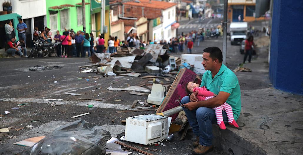 [VIDEO] SPOILER ALERT: What Caused Venezuela's Tragic Collapse? Socialism.