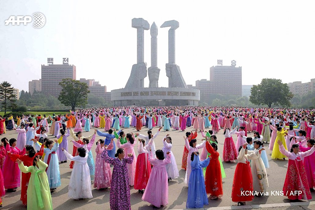 Party Time in Pyongyang: North Korea Urges Nuclear Build-Up on Anniversary