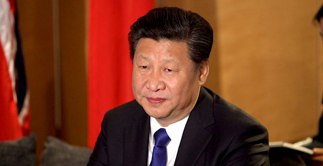The World Should Be Wary Of Xi Jinping's Consolidation Of Power