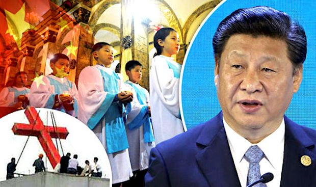 China-Christians