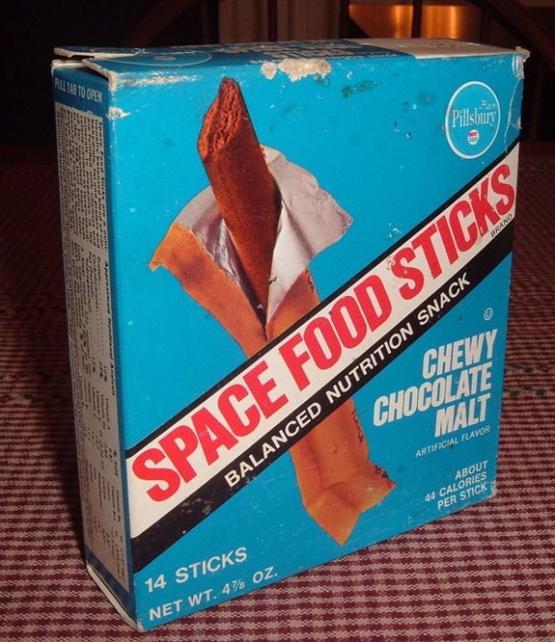 Pillsbury-spacefoodsticks