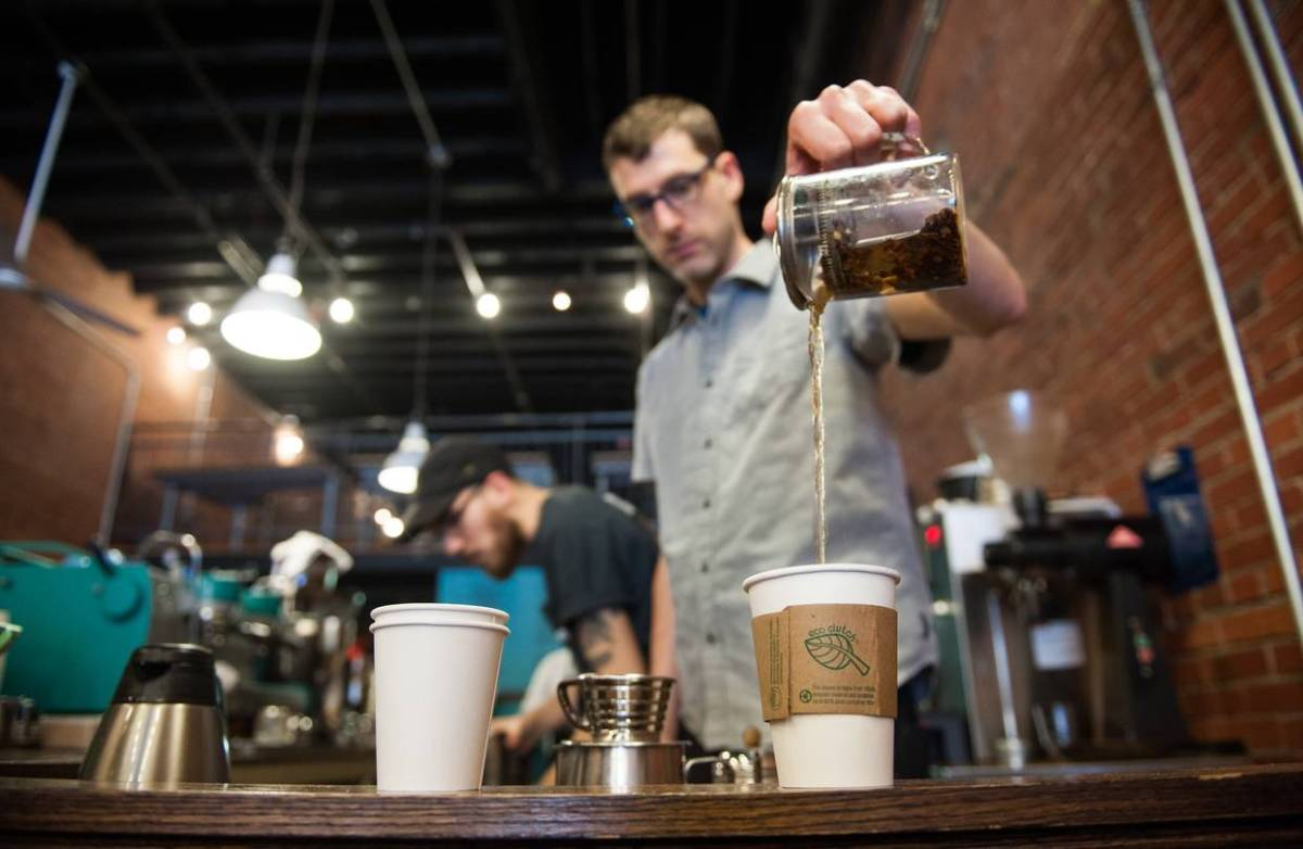 The Reckoning: Too Much Caffeine? Coffee Shops Face a Shakeout