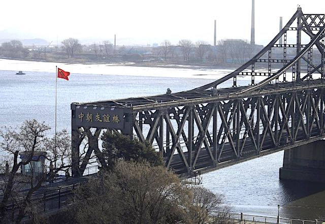 China Temporarily Closes Border Bridge with North Korea
