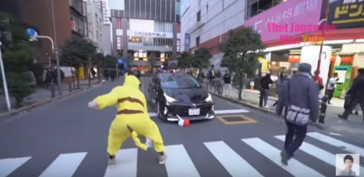 The Things Logan Paul Did in Japan