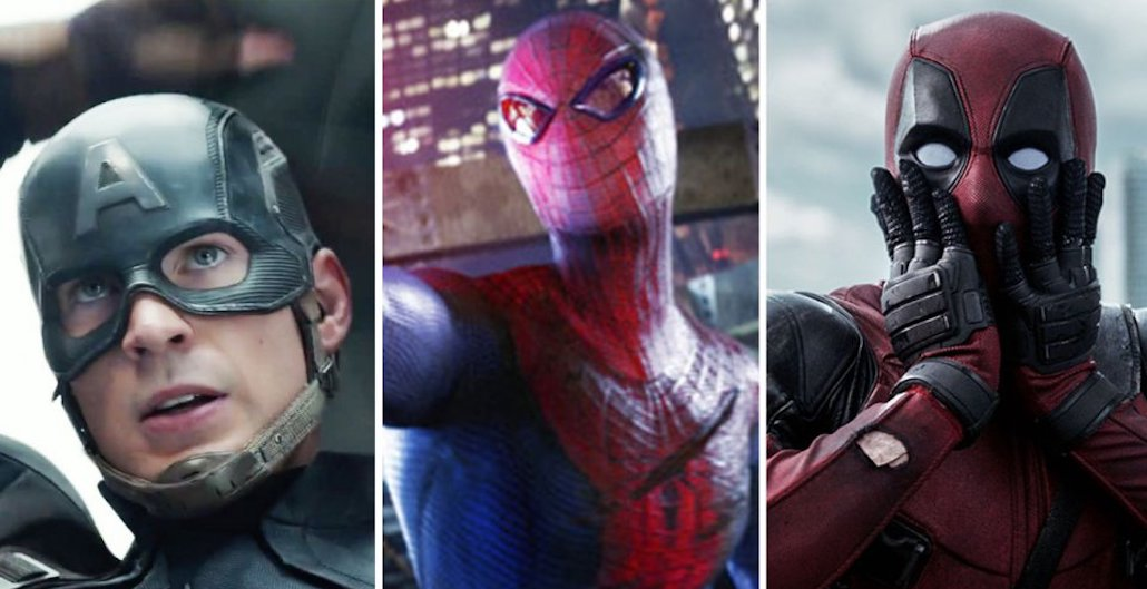 All Marvel Movies: Ranked Worst to Best