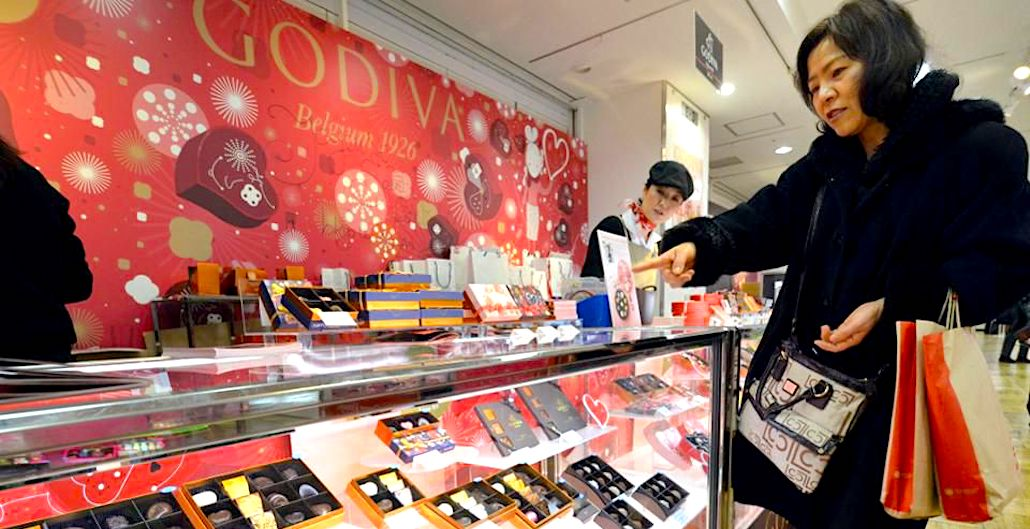 Why Godiva Japan Took Out A Full Page Ad Asking People Not To Buy Valentine's Day Chocolate