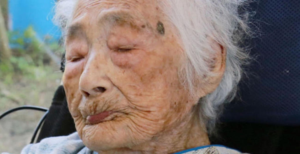 Last Known Person Born in the 19th Century Dies in Japan at Age of 117