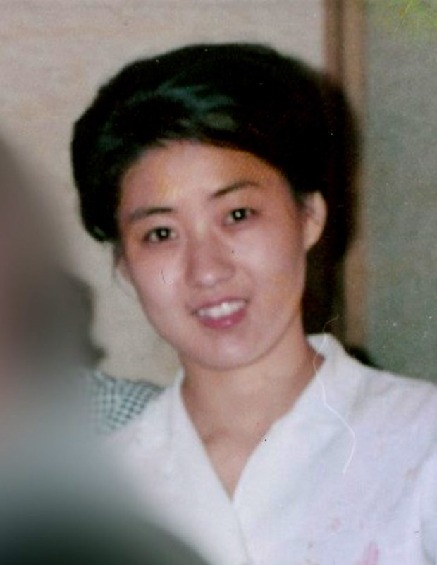 Ko Yong Hui Left Is Seen In This Photo Taken When She Was In Japan In  Photo Courtesy Of The Source Image Partially Modified