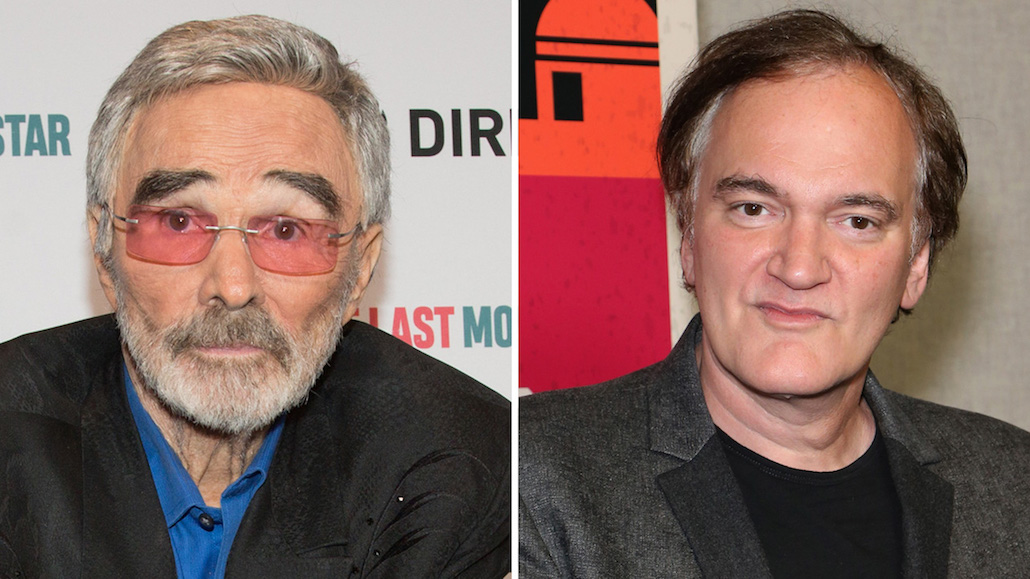 Quentin Tarantino Cast Thickens: Burt Reynolds To Star, Roth, Russell, Madsen Play Small Roles; Margot Robbie Confirmed As Sharon Tate