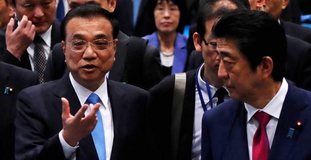 China Moving Slowly into Hokkaido