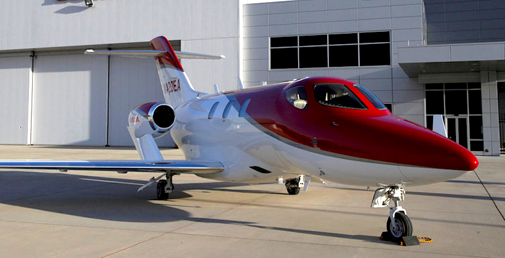 HondaJet Business Plane To Go On Sale in Japan Next Year
