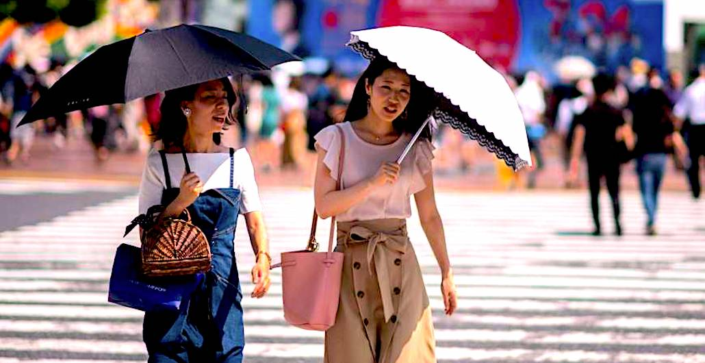 Heat Wave Killed Record 65 People Across Japan Last Week as Over 22,000 Hospitalized