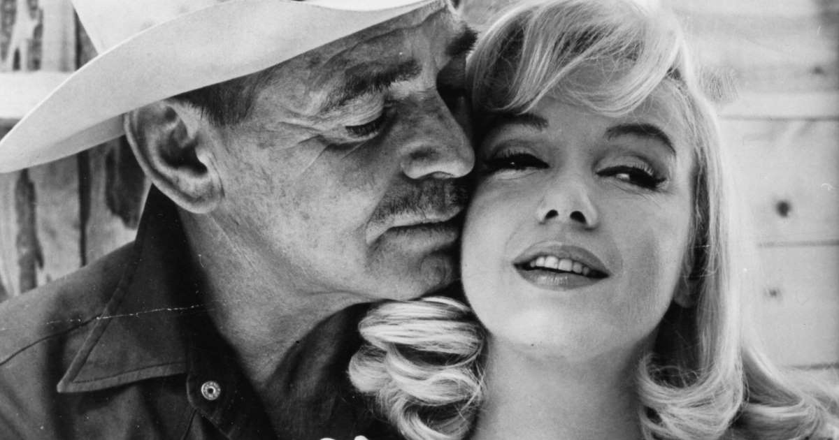 Marilyn Monroe Lost Nude Scene From 'The Misfits' Discovered