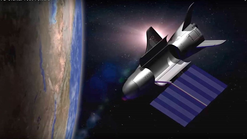 Mysterious X-37B Military Space Plane Nears 1 Year in Orbit